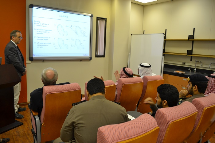 Workshop on seismic modeling and simulation applications in ground movement and geothermal